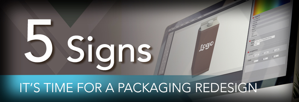 5 signs it's time for a package redesign