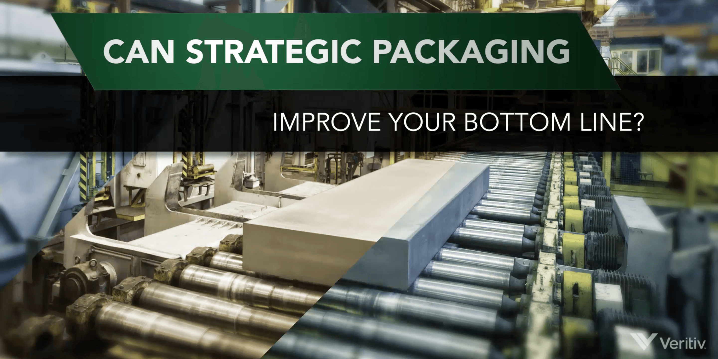 Can strategic packaging improve your bottom line?