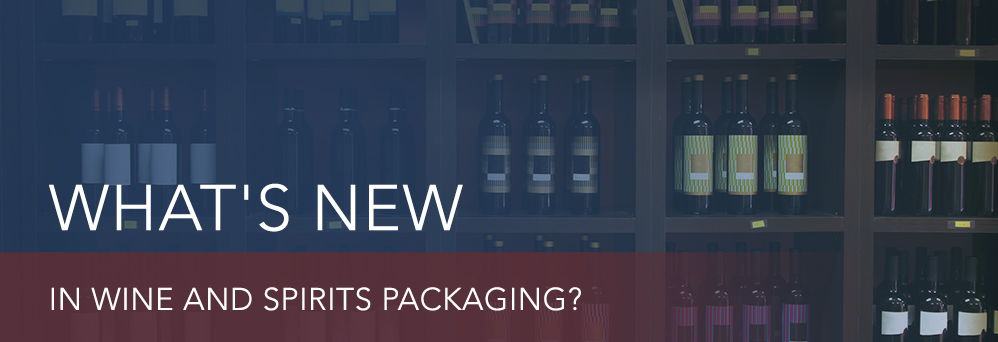 What's new in wine and spirits packaging?
