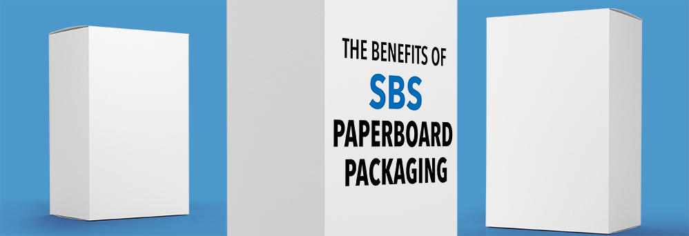 The benefits of SBS paperboard packaging