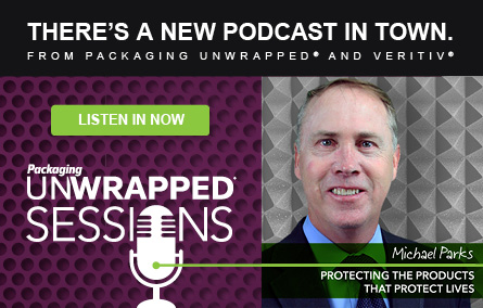 Packaging Unwrapped Sessions Podcast - Michael Parks