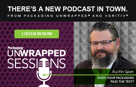 Packaging Unwrapped Sessions Podcast - Austin Given