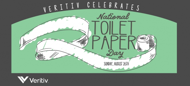 National Toilet Paper Day 2018